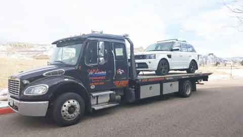 Local Towing Englewood, CO